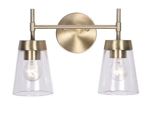 Coltan Collection Bathroom Light Fixture 4