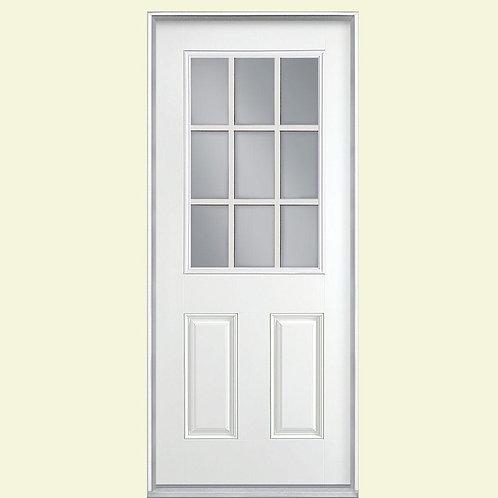 Tiger Eye Collection Exterior Door 1