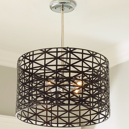 Tiger Eye Collection Light Fixture Pendant 6