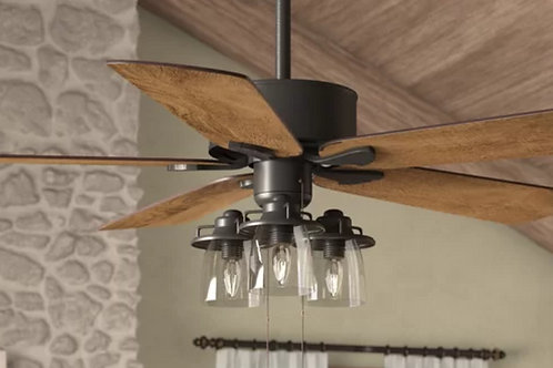 Tiger Eye Collection Ceiling Fan 1