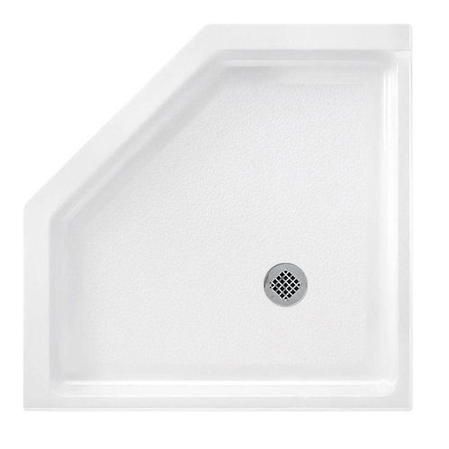 Shower Pan Option 5