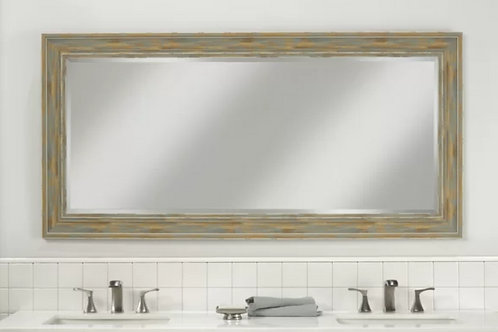 Tiger Eye Bathroom Mirror 5