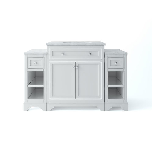 "Single Vanity 55"" Option 5"