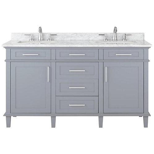 Bathroom Double Vanity Option 2
