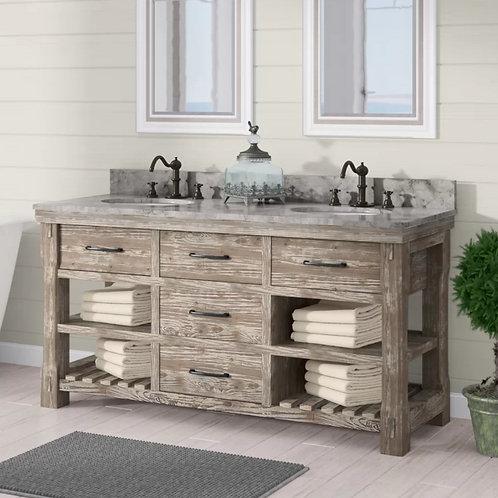 Bathroom Double Vanity Option 2