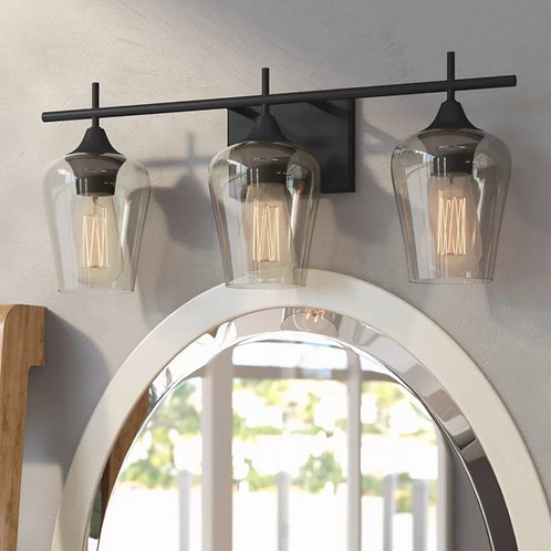 Coltan Collection Bathroom Light Fixture 2