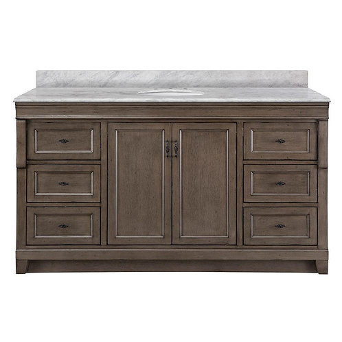 "Single Vanity 60"" Option 1"