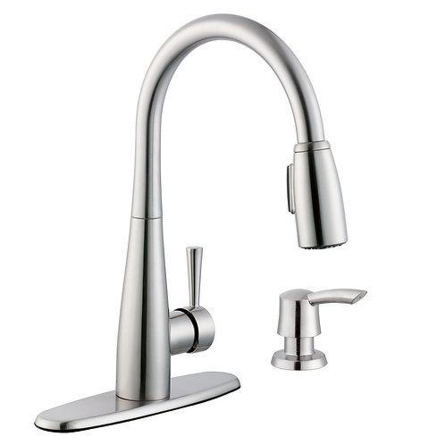 Coltan Collection Kitchen Faucet 5