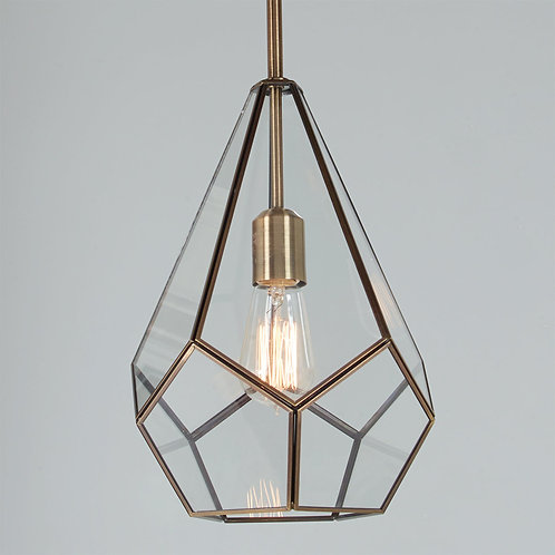 Tiger Eye Collection Light Fixtures Pendant 1