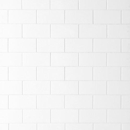 Coltan Bathroom Backsplash  Option 3