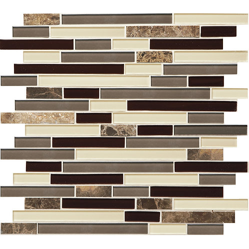 Coltan Kitchen Backsplash Tile Option 4