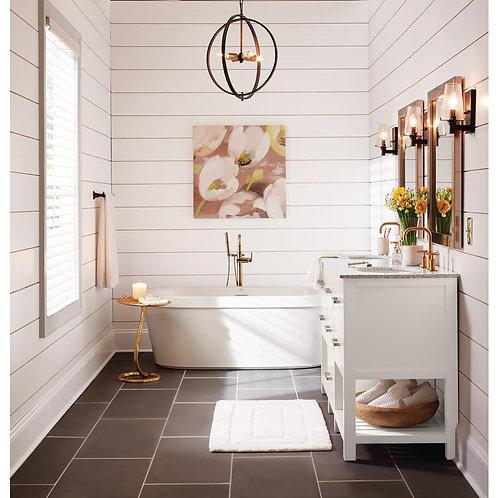 Bathroom Double Vanity Option 3