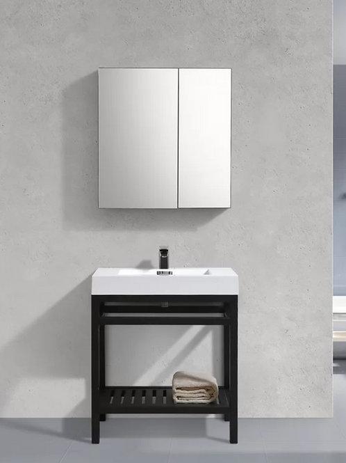 Bathroom Single Vanity Option 7