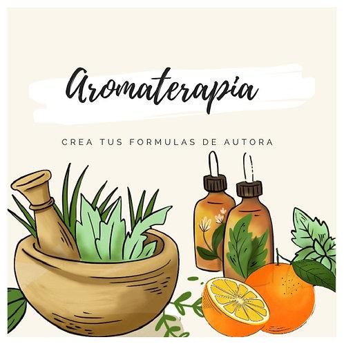 """Taller """"Aromaterapia, cristales y fórmulas de autora"""""""