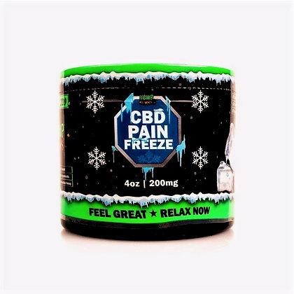 4oz CBD Pain Rub