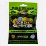 CBD GUMMIES (5)  Count