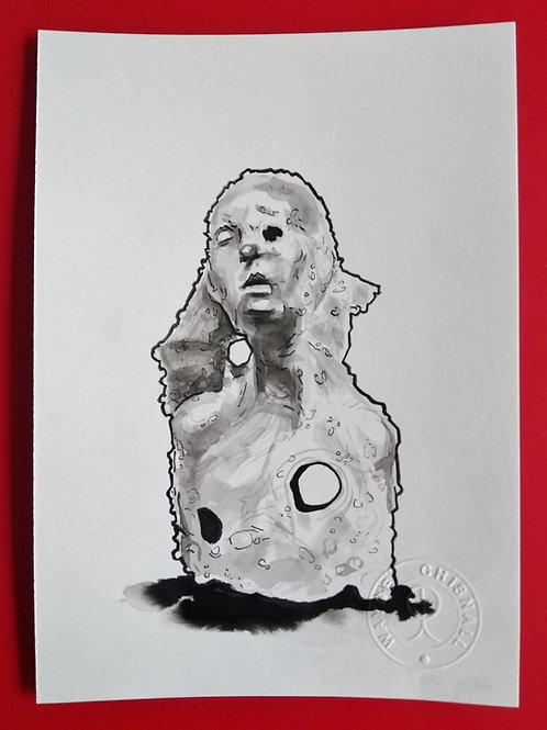 Ink Drawing #3