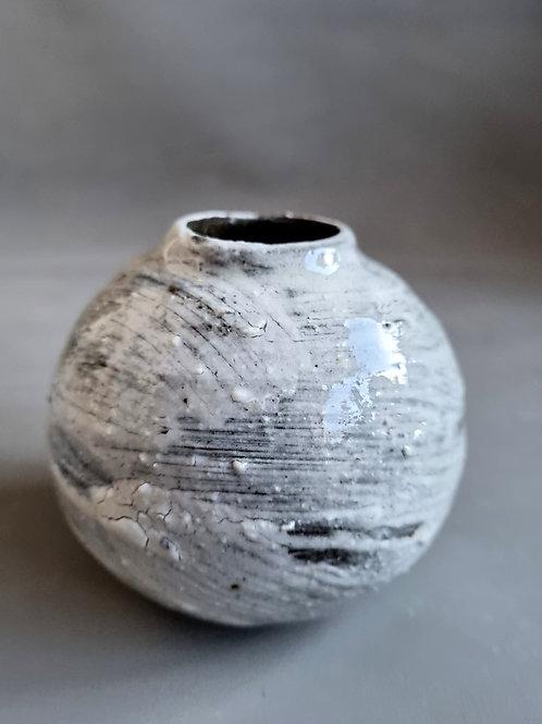 Moon jar March #10