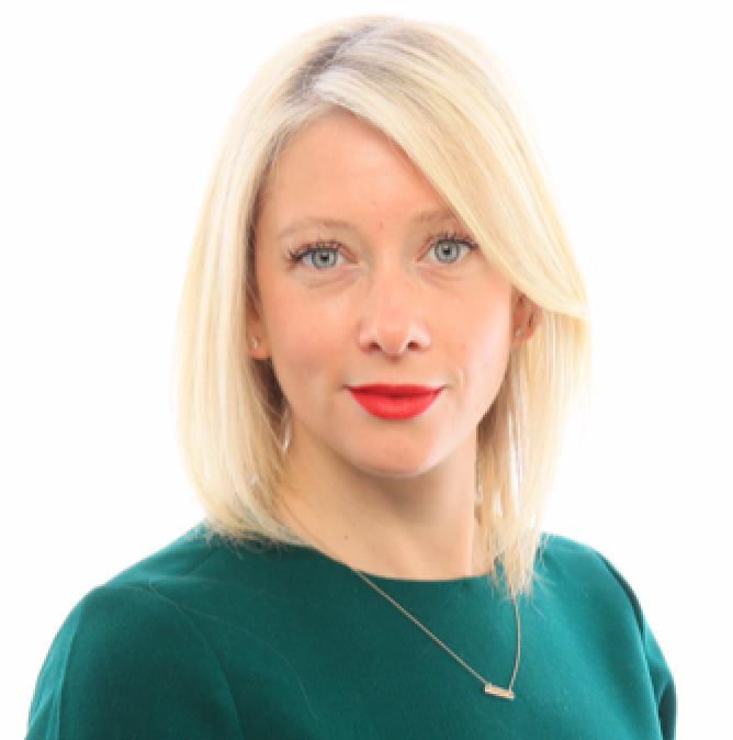 Barbara Morgan, Vice President, Greenbrier
