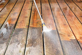 Pressure washing killearn lakes and killearn estates decks and driveways for power washing