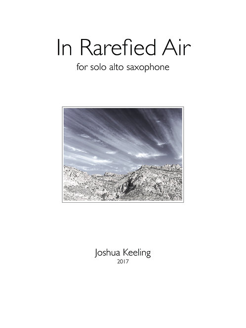 In Rarefied Air (physical copy)