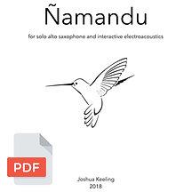 Ñamandu (digital file)