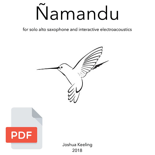Ñamandu (digital file)