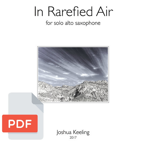 In Rarefied Air (digital file)