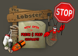 Landing Page | The Lobster Stop