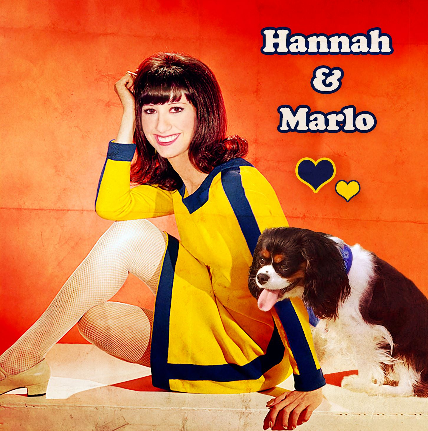 Photo Manipulation | Hannah & Marlo