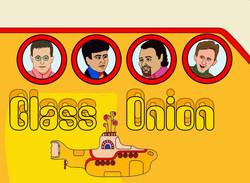 Glass Onion | Illustration