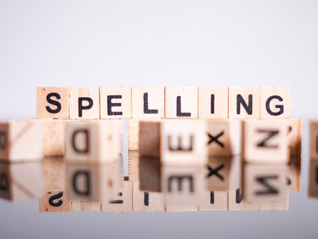 The most common misspelled words in the English language