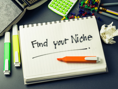Copywriting 101: Finding your niche