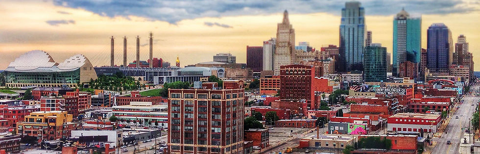 Landscape photo of Kansas City