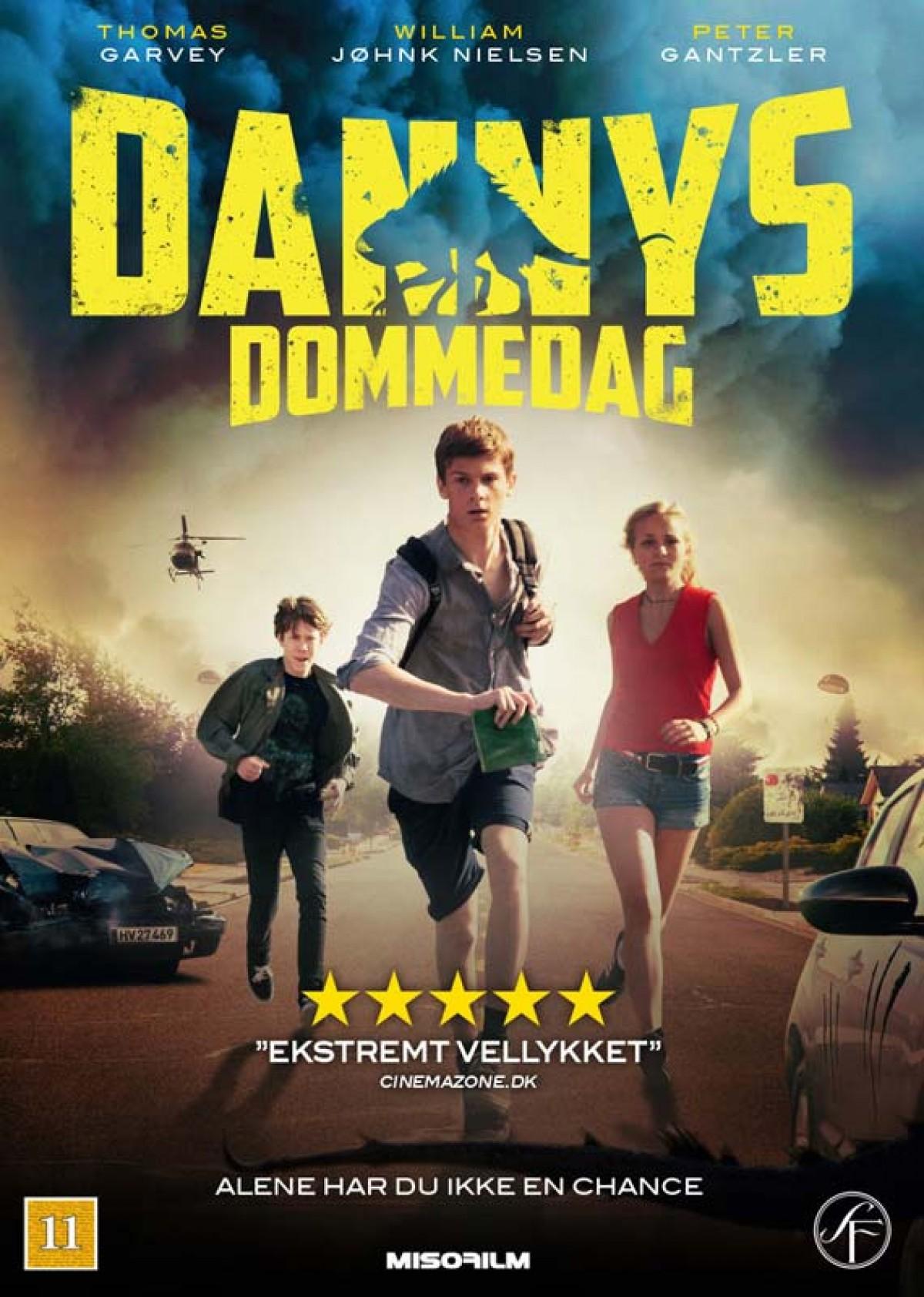 Dannys-dommedag