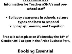 Epilepsy Awareness Seminar