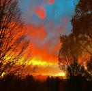 New Paltz Sunset