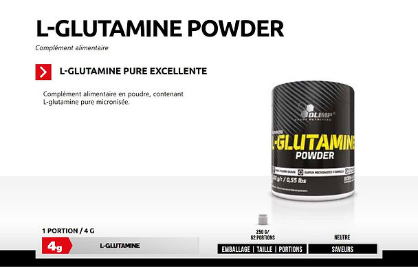 GLUTAMINE POWDER 250 GR OLIMP.JPG