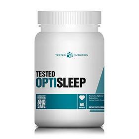 TESTED OPTI SLEEP 60 CAPS 30  SERV PHOTO