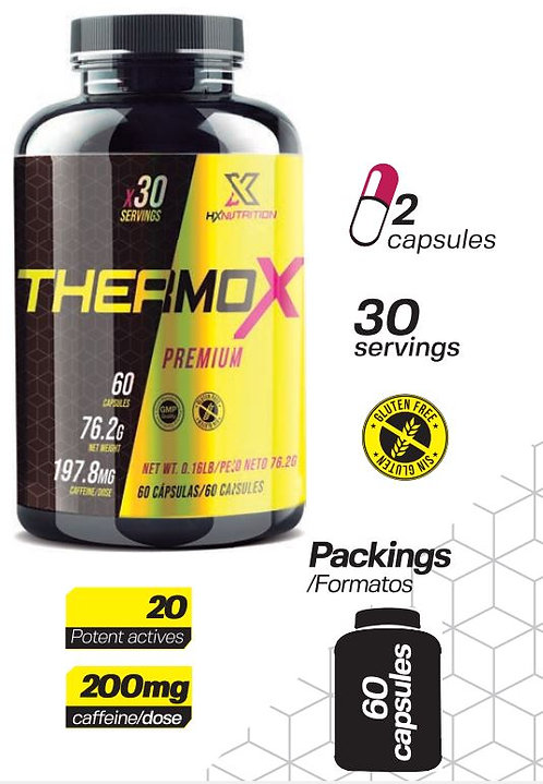 THERMOX HX NUTRITION 60 Caps