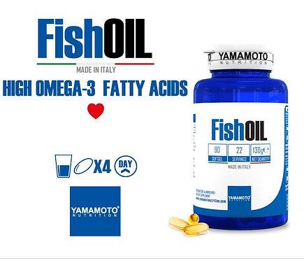 FISHOIL (OMEGA 3) YAMAMOTO 90 Softgels