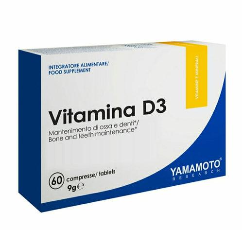 VITAMINE D3 ( 60 tablettes )