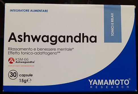 ASHWAGANDA 60 Caps