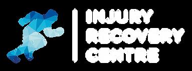 IRC_Running Man_Logo_Horizontal_RGB_Inve