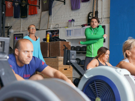 THE 4 BIGGEST MINDSET ISSUES IN CROSSFITTERS WHO HAVE BEEN TRAINING 2+ YEARS