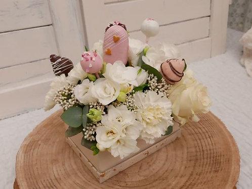 FLOWER - LOLLIPOP BOX