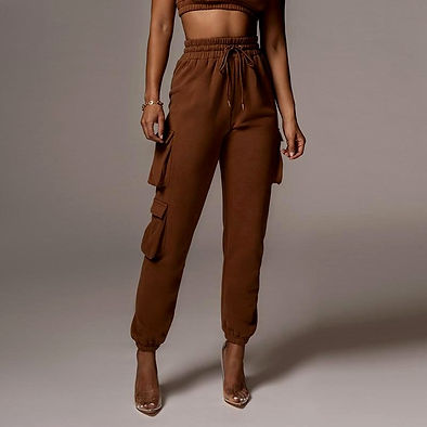 The Marjani Collection New Asia-Sweatpants-Women-Winter