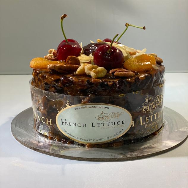 Small Fruit Cake