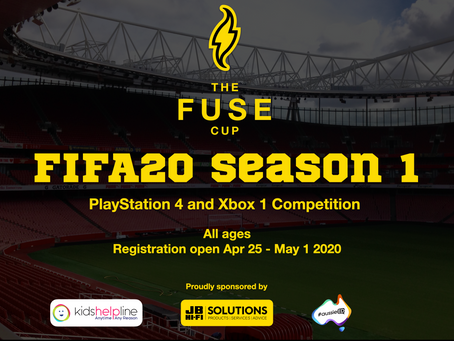 Brand NEW FIFA20 - Open Ages Competition!