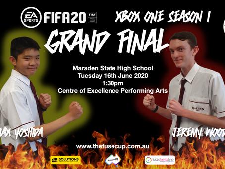 All Marsden SHS Final - FIFA20 Xbox 1 Season 1